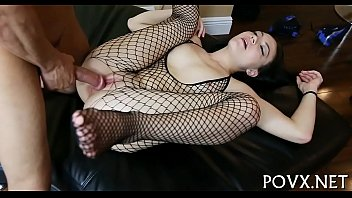 Exotic girl sucking