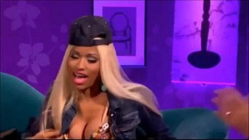 Nicki Minaj Seduces White Lesbian Model With Her Big Ass