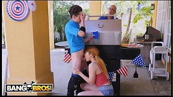 BANGBROS - 4th Of July Threesome With Monique Alexander, Adria Rae & Juan El Caballo Loco Vorschaubild