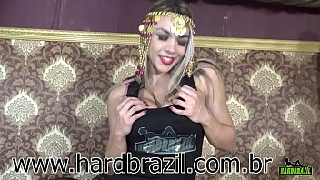 Fernandinha Fernandez on Hardbrazil showing all its beauty