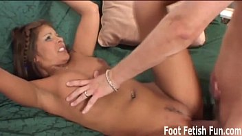 Dirty feet licking porn Lick my favorite sandals clean with your tongue