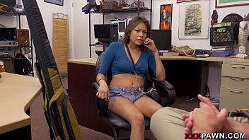 Navajo Girl Samantha Parker Tries to Pawn Her Boyfriend's Gun (xp15506) image