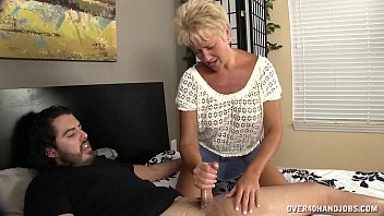 Movies handjob granny Granny lube handjob copy