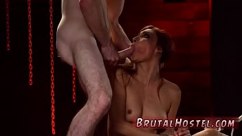 Rough bound anal gangbang first time Poor lil'_ Jade Jantzen, she just