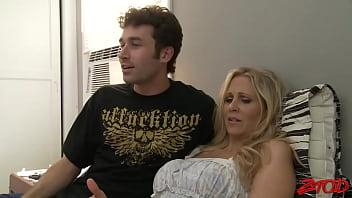 Julia Ann Horny Mom Fucked Hard