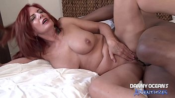 DOCEAN MILF Andi James Creampied by Black Dick