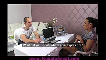 FemaleAgent New MILF agent likes it hard and fast