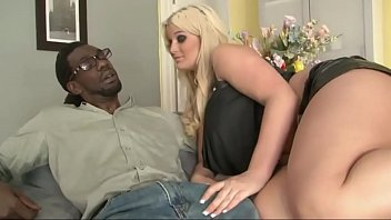 Chubby Blonde Stepdaughter Bonding with BBC