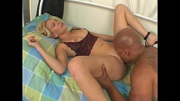 Big cock in the young white blonde