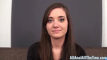 All Anal All The Time Teen Gia Paige Gets Anal Creampie thumbnail