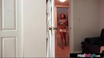 Horny Sexy GF Love Perform In Sex Scene movie-25