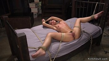 Brunette Slave Fisted And Banged