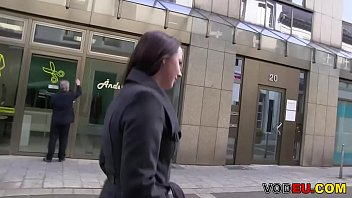 Brunette Deutsche Madchen geil gefickt