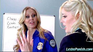 Lesbo Girls (alison&amp_charlotte&amp_julia) In Hard Punish Sex Games movie-07