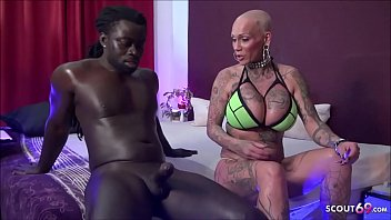 Pornstar Kitty Core Creampie Sex Huge Black Cock German