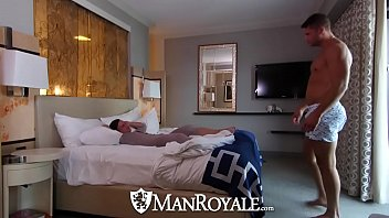 ManRoyale After morning coffee fuck with Alexander Volkov