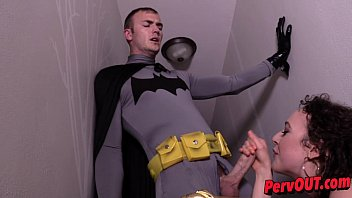 Batman sex stories Demon lilith seduces batman w lilith luxe christian wilde superheroine blowjob