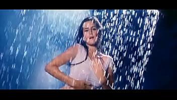 Katrina Kaif wet in Rain
