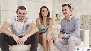 Big dick bisexual sucking Bisexual big cocked guys and a shaved pussy - katy rose, ramy and charlie dean