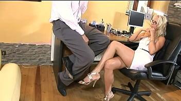 Secretary office sex