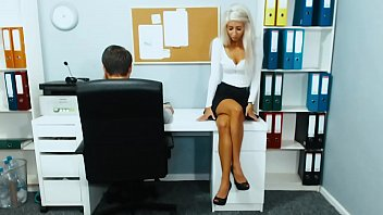 Guess Why I Hired Her?