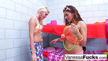 Vanessa And Natasha Nice Have A Wild Lesbian Jail Adventure