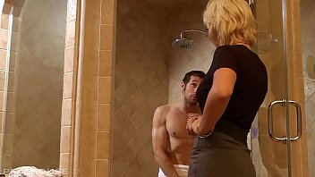 Rich Penthouse Milf picks up ripped homeless guy seduces and fucks his lights out thumbnail