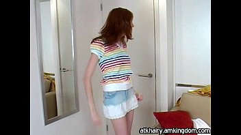 Redhead Polly Pierson Masturbation