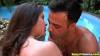 King of the latins Hot latina fabyane was a hell of a freak in itty bitty bikini by mikeinbrazil