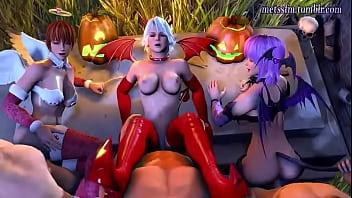 Dead or alve porn - Dead or alive 5 ultimate halloween edition