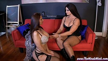 Milf Mindi Mink Is A Slave For Scarlet Stone BIG BOOBS