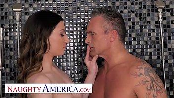 Naughty America - Kamryn Jayde has the urge to fuck her friend's dad