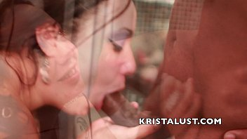 Krista lust gives Khris Didurho an AWESOME BLOWJOB!! tumblr xxx video