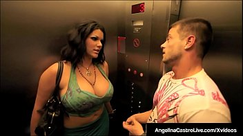 Image: Huge Boobed Cuban Angelina Castro Fucked By Spanish Cock!