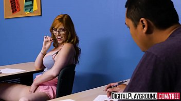 DigitalPlayground - Staircase Hookup Lauren Phillips and Markus Dupree