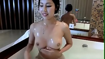 Busty Chinese Cam Girl Masturbates In Bathtub  - Watch Live At Www.camsplaza.online