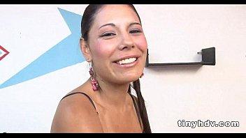Good Latina teen pussy Cici Amor 52