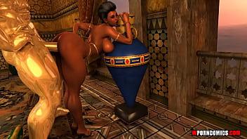 Huge cock sex comic Porn comic 3d arabian night. lucille. wporncomics.com