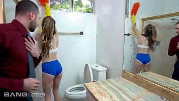 Trickery - Worst Maid Ever Karla Kush Tricks Client Into Sex
