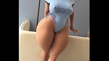 ssbbw sex doll, Beefy Legs, chubby fat girl, huge boobs, super big ass
