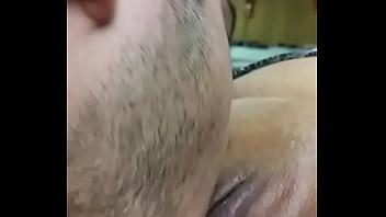 Asain ass pussy - Eating out my asain friend.