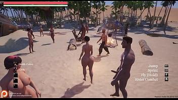 Jenny Goes Fucking Around - Wild LIfe game