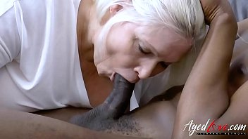 AgedLovE Lacey Starr takes Huge Black Cock Deep