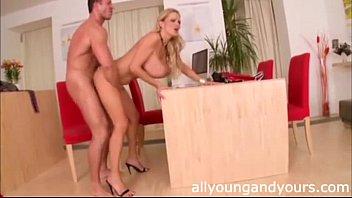 Hot Blonde Milf - allyoungandyours.com