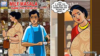 Streaming Video Velamma Episode 67 - Milf Masala – Velamma Spices up her Sex Life! - 720p