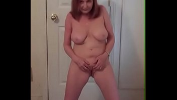 Mature pose nude Redhot redhead show 3-18-2017
