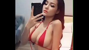 Ngân 98 khiêu dâm trong khách sạn