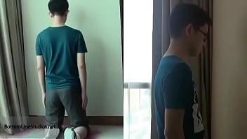 Gay petticoat punishment Bls - chinese senior high student paddle tawse martinet