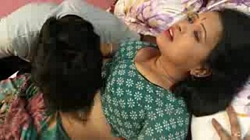 (Mp4Videos.Org) Romantic Aunty With 2 Guys Non Stop Romancing Masala Latest Telugu Romantic Short Fi