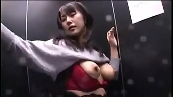 Squeezing boobs in the elevator, here's the full link: https://jejaklagu.com/lkTwM 9 min